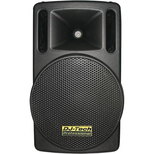 """DJ-Tech T545A 15"""" 600W 2-Way Active Loudspeaker"""