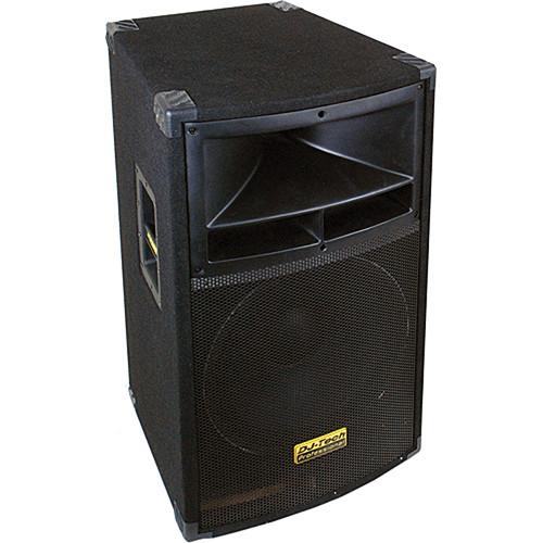 "DJ-Tech Vegas 15 15"" 2-Way PA Loudspeaker"
