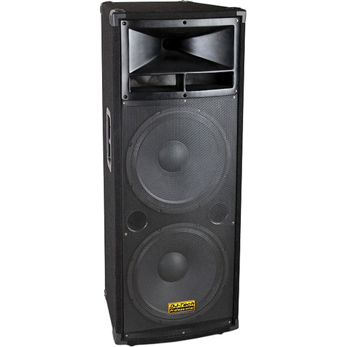 "DJ-Tech Vegas 215 15"" 3-Way PA Loudspeaker"