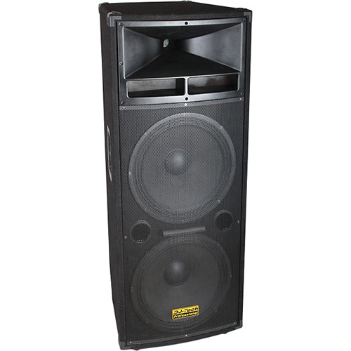 "DJ-Tech Vegas 218 18"" 3-Way PA Loudspeaker"