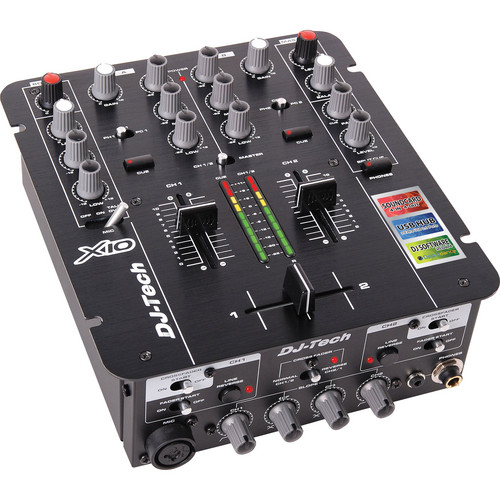 DJ-Tech X10 DJ Mixer