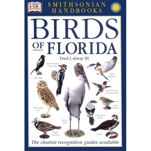 DK Publishing Book: Birds of Florida