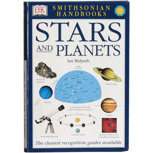 DK Publishing Book: Smithsonian Handbooks: Stars and Planets