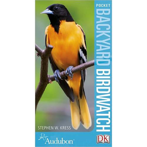DK Publishing Book: Audubon Pocket Backyard Birdwatch, 2nd Edition