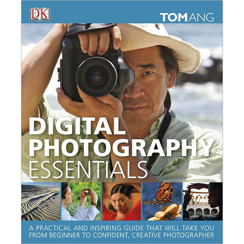 DK Publishing Book: Digital Photography Essentials by Tom Ang (Hardcover)