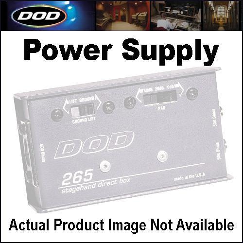 DOD PS0913B External Power Supply for GS30 & Bass30