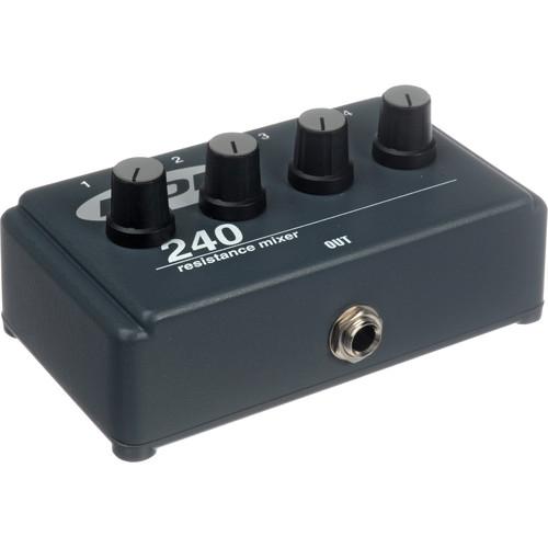 DOD AC240 Resistance Mixer