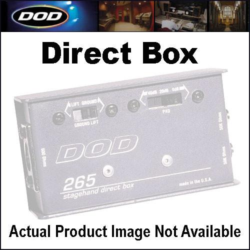 DOD AC 260 Direct Box