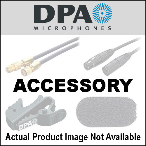 DPA Microphones D3X - D3 Decca Tree to S5 5-Point Surrount Mount Upgrade Kit