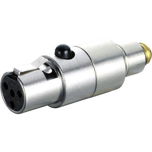 DPA Microphones DAD3052 - MicroDot to TA3-Female Adapter