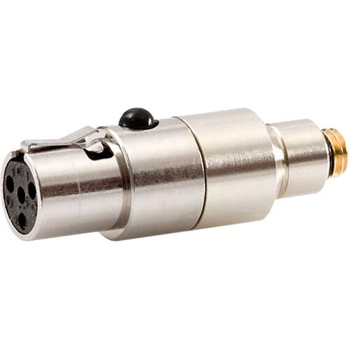 DPA Microphones DAD6010 Miniature Series Microdot to TA4F Microphone Adapter