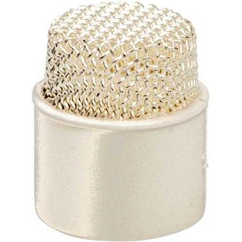 DPA Microphones DUA6005 - Grid Cap with Soft Boost Frequency Contour for DPA Miniature Series (White) (5 Pieces)
