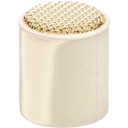 DPA Microphones DUA6006 - Grid Cap with High Boost Frequency Contour for DPA Miniature Series (White) (5 Pieces)