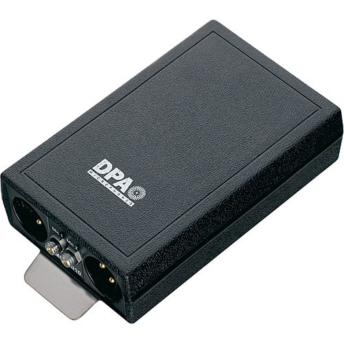 DPA Microphones MPS6010 Two Channel Beltpack Power Supply