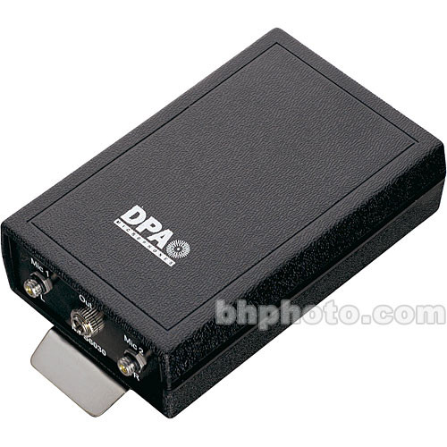 DPA Microphones MPS6030 Two Channel Beltpack Power Supply