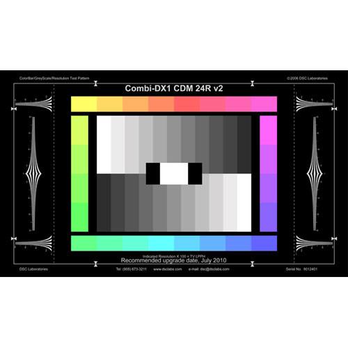DSC Labs Combi ColorDuMonde DX-1 CDM 24R