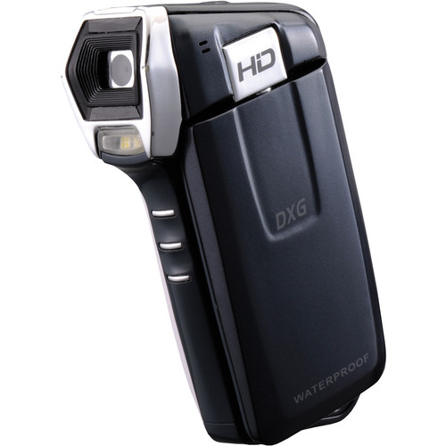 DXG DXG-5B7V Sportster High Definition Camcorder