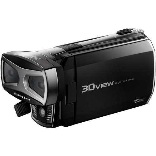 DXG DXG-5F9VK HD 1080p 3D Camcorder