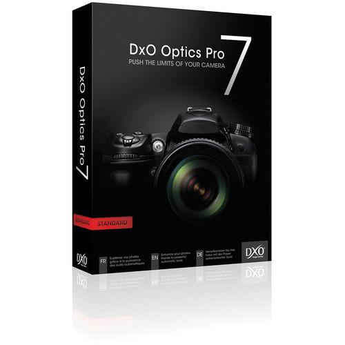 DxO Optics Pro 7 Standard