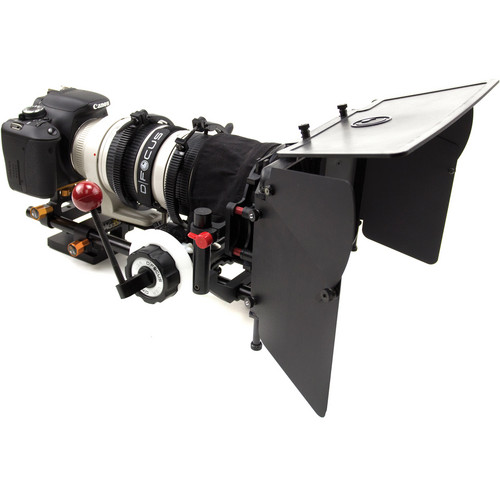 D Focus Systems Long Lens Bundle Camera Support