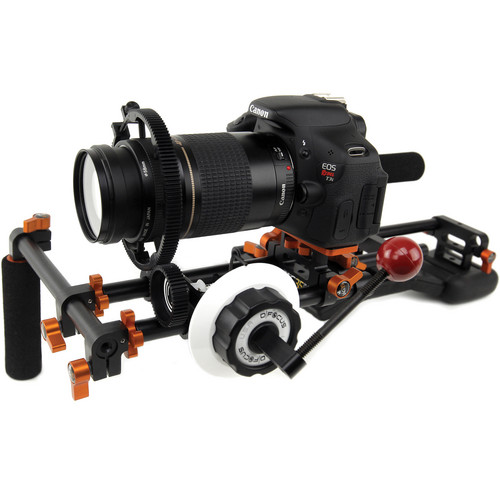 D Focus Systems Austin Rig Bundle Camera Support