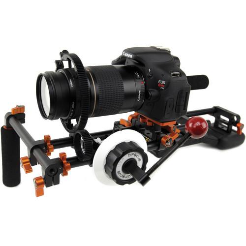 D Focus Systems Austin Rig Bundle Camera Support
