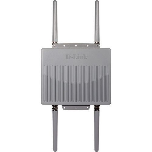 D-Link DAP-3690 AirPremier N Concurrent Dual Band Outdoor PoE Access Point