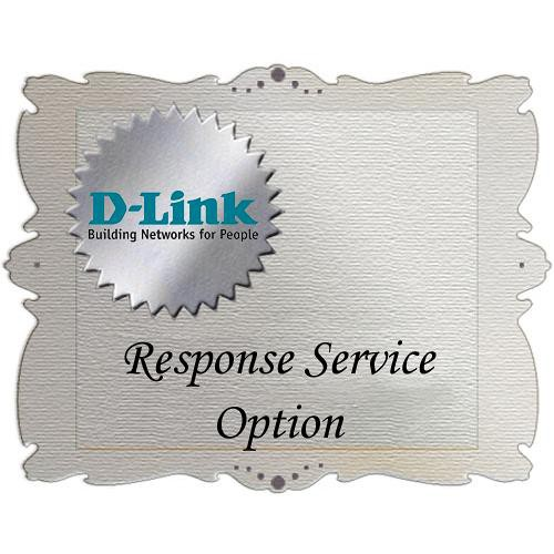 D-Link DCSP-5 9x5 Next Business Day Onsite Support - 1 Year