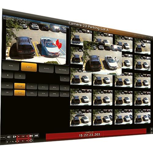 D-Link ProSight-SMB 25-Camera and NVR Management System