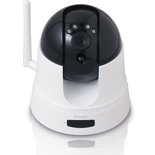 D-Link DCS-5222L HD Wireless PTZ Cloud Network Camera