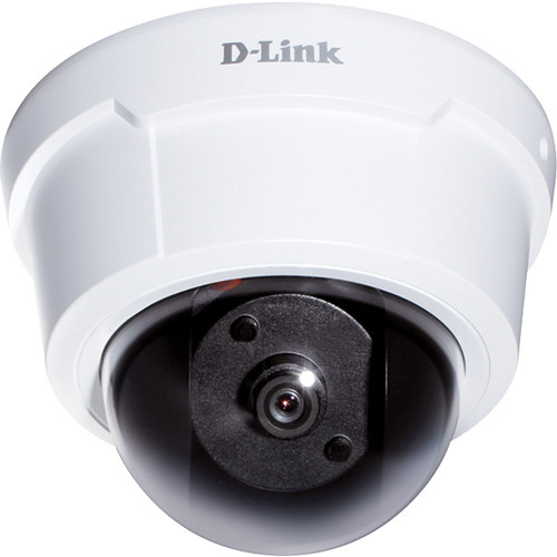 D-Link DCS-6112 Full HD Fixed Dome Network Camera