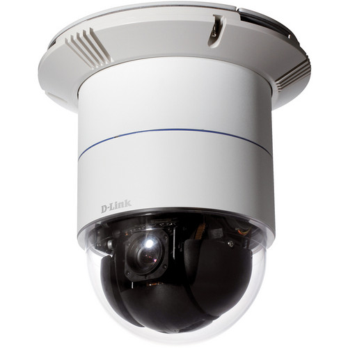 D-Link DCS-6616 12x Speed Dome Network Camera