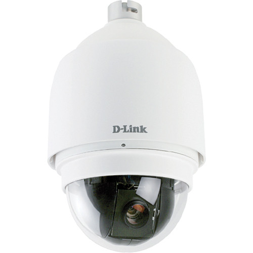 D-Link DCS-6818 36x High Speed Dome Network Camera