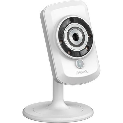 D-Link DCS-942L Enhanced Wireless N IR Network Camera