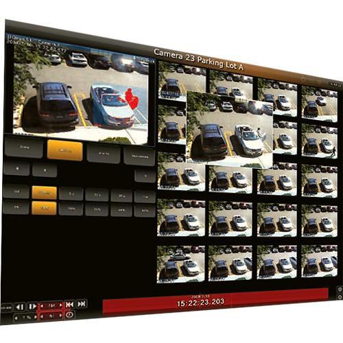 D-Link 36-Camera and NVR Management System