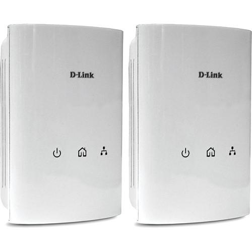 D-Link PowerLine AV Network Adapter Starter Kit