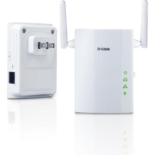 D-Link PowerLine Homeplug AV Wireless N Starter Kit