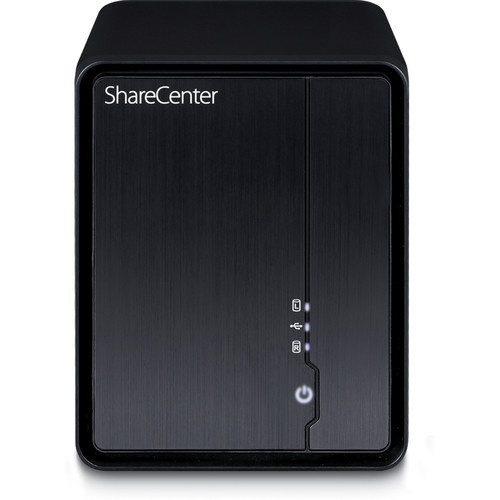 D-Link 2-Bay ShareCenter Network Storage Enclosure for Media Streaming