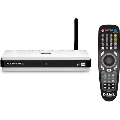 D-Link MediaLounge PC-on-TV Media Player