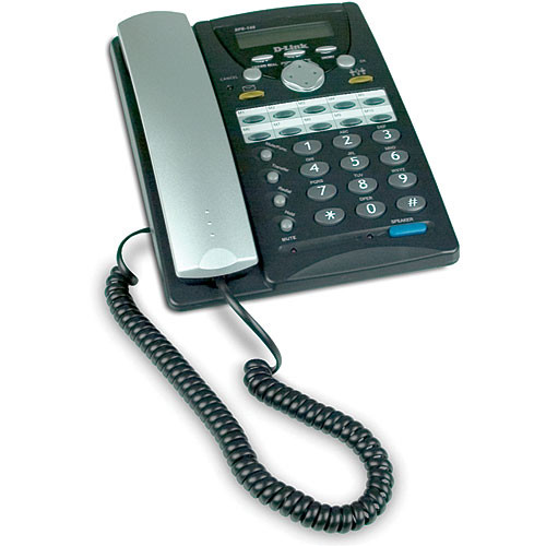 D-Link Business IP Phone for VoIP