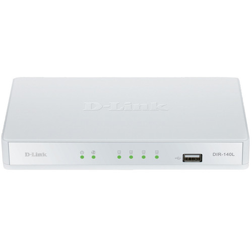 D-Link DIR-140L Broadband Cloud VPN Router