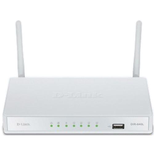 D-Link DIR-640L Wireless N300 VPN SOHO Router