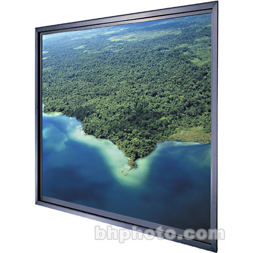 "Da-Lite Polacoat Da-Plex In-Wall Square Format Rear Projection Diffusion Screen (96 x 120 x 0.4"", Unframed Screen Panel)"