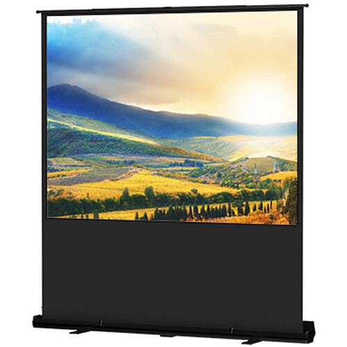 "Da-Lite 33033 Deluxe Insta-Theater Portable Projection Screen (48x64"")"
