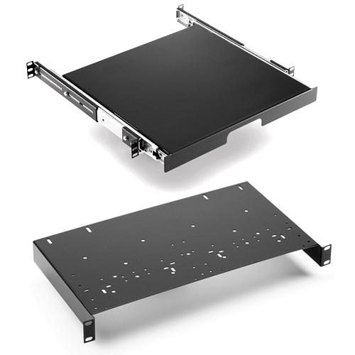 Da-Lite 33063 Sliding Rack Shelf for Equipment Rack Cart