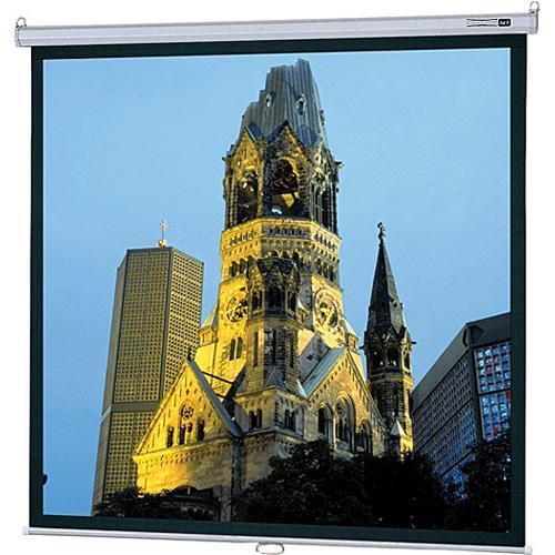 "Da-Lite 33417 Model B Manual Front Projection Screen (72x72"")"