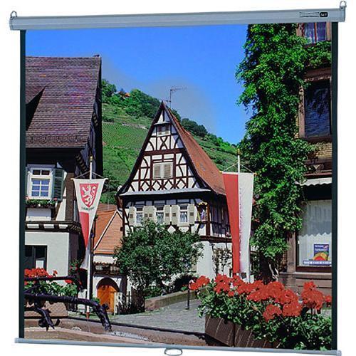 "Da-Lite 33423 Model B Manual Projection Screen (72 x 72"")"