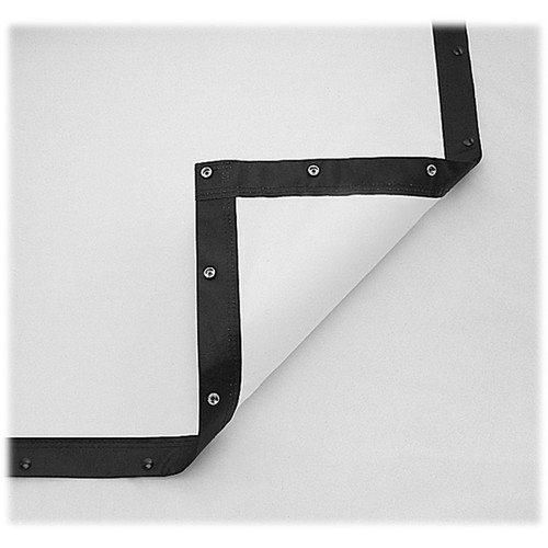"""Da-Lite 34219 68 x 92"""" Replacement Screen Surface for Fast-Fold"""