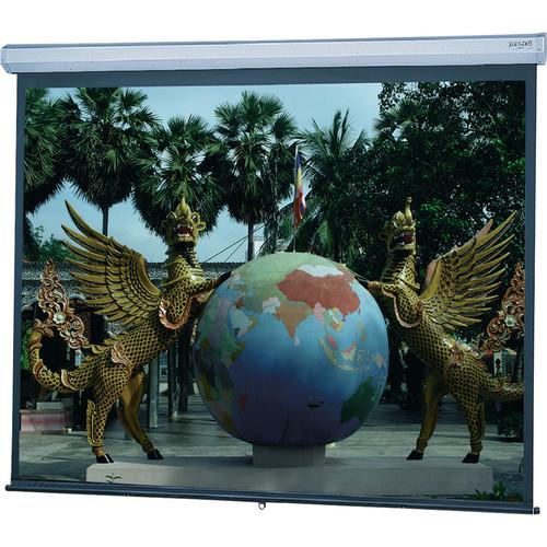 "Da-Lite 34735 Model C Manual Projection Screen (69 x 110"")"