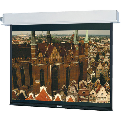 "Da-Lite 35190L Advantage Electrol Motorized Projection Screen (90 x 160"")"